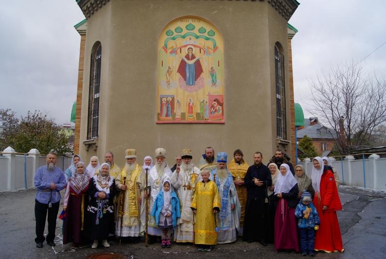 Покровский храм РДЦ. Самара